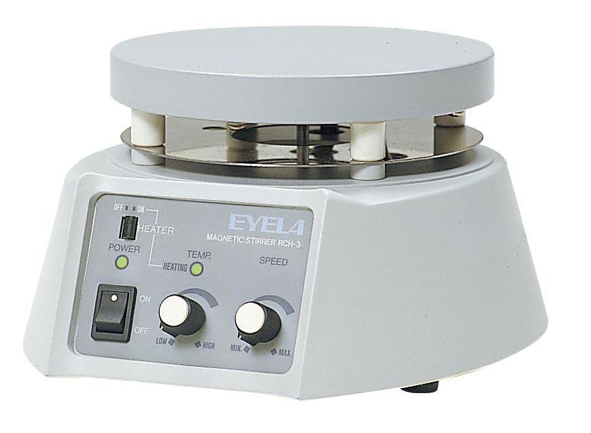 東京理化器械(EYELA) ホットプレート付マグネチックスターラー RCH-3
