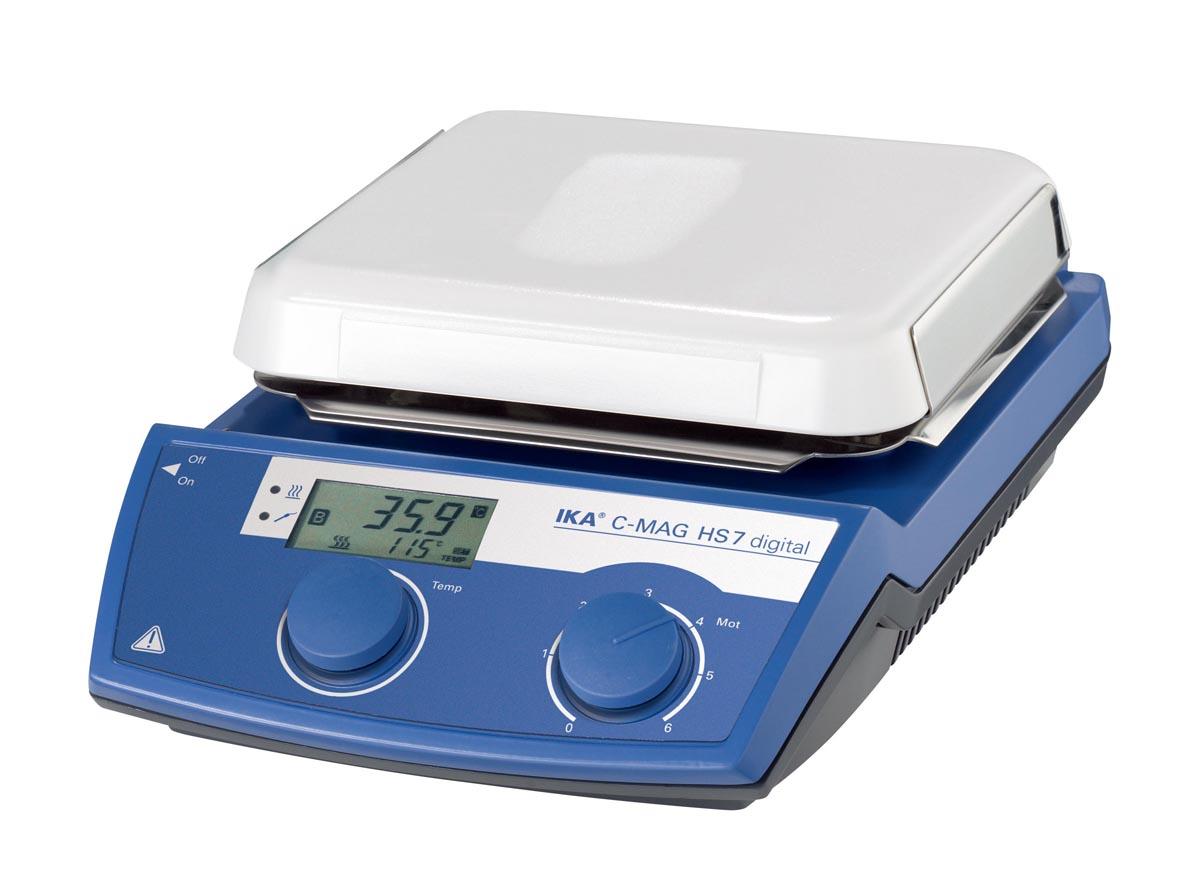 イカジャパン ホットマグネットスターラー(C-MAG) HS7デジタル
