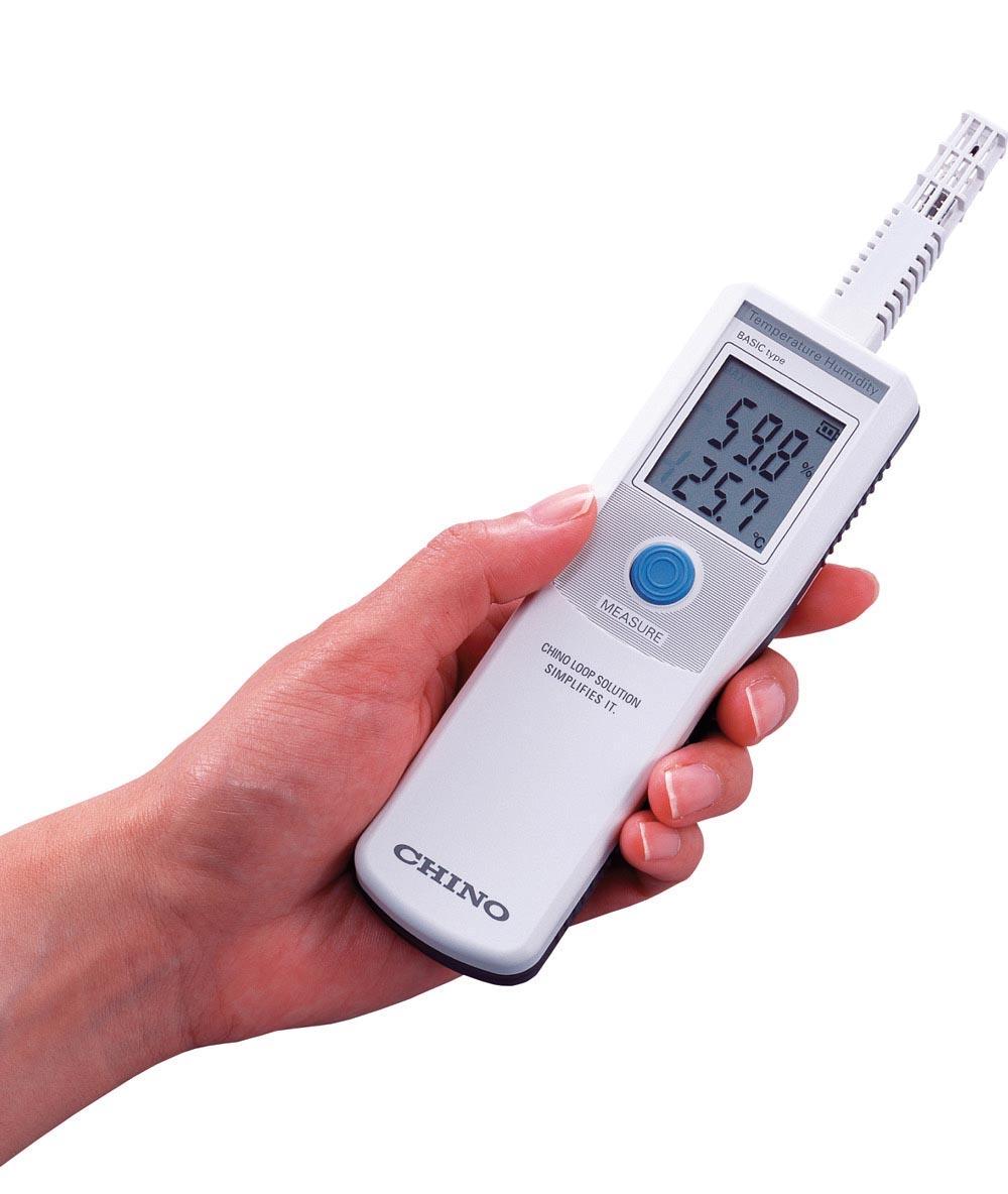 チノー デジタル温湿度計 HN-EHSN