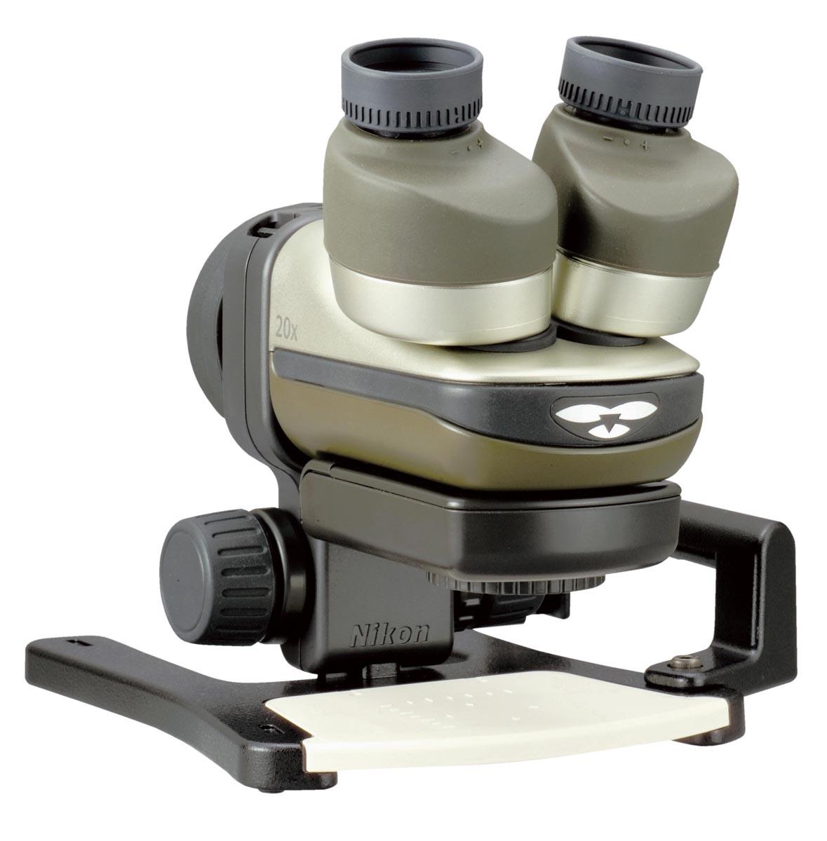 ニコン ニコン小型双眼実体顕微鏡 ファーブルフォトEX