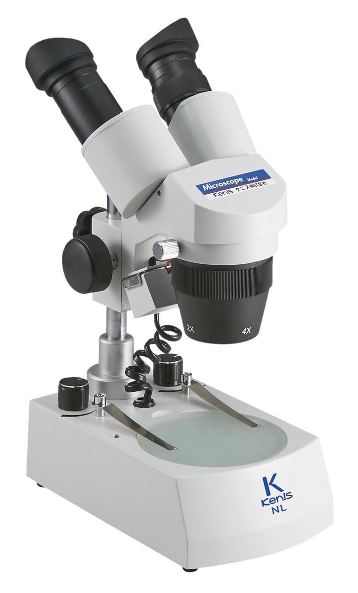 ケニス ケニスLED双眼実体顕微鏡 NL-LED-PC