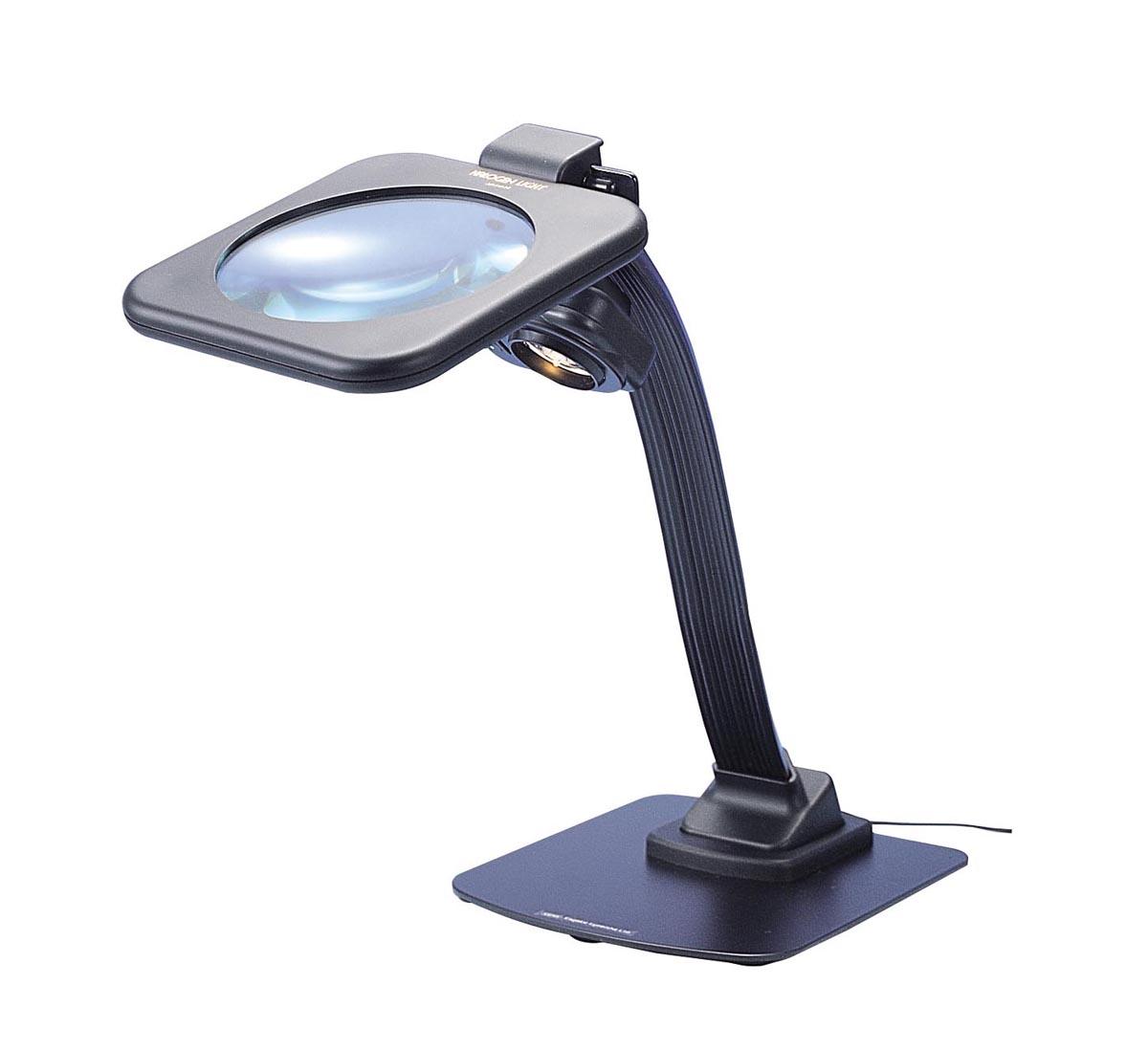ケニス LEDライト付ルーペ RX-128ML