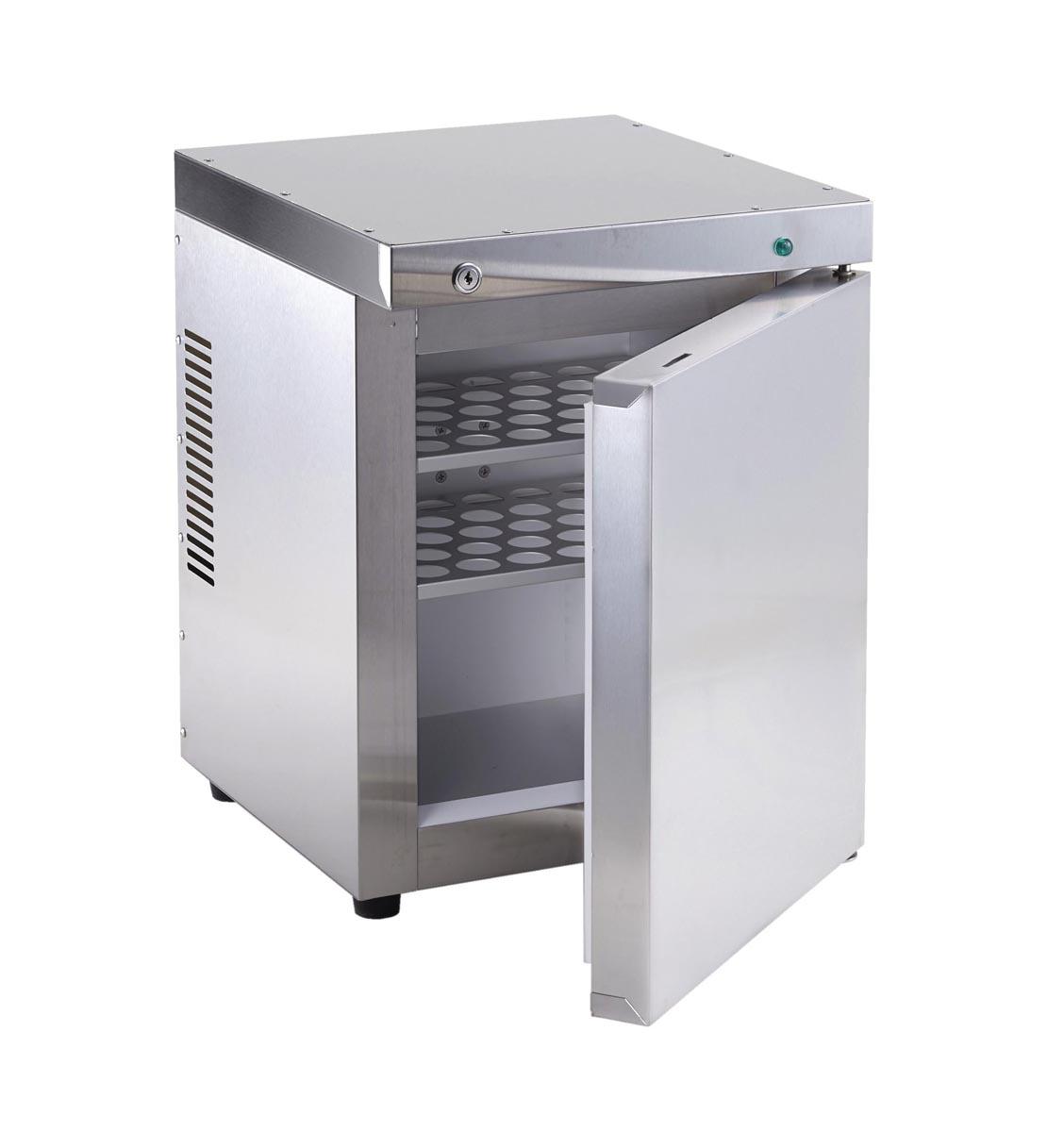 ジーマックス 鍵付き冷蔵庫 FEF-15K