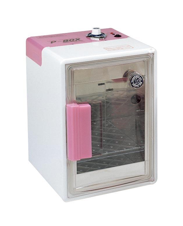 サンプラテック 小型インキュベーター P-BOX-T(縦型)