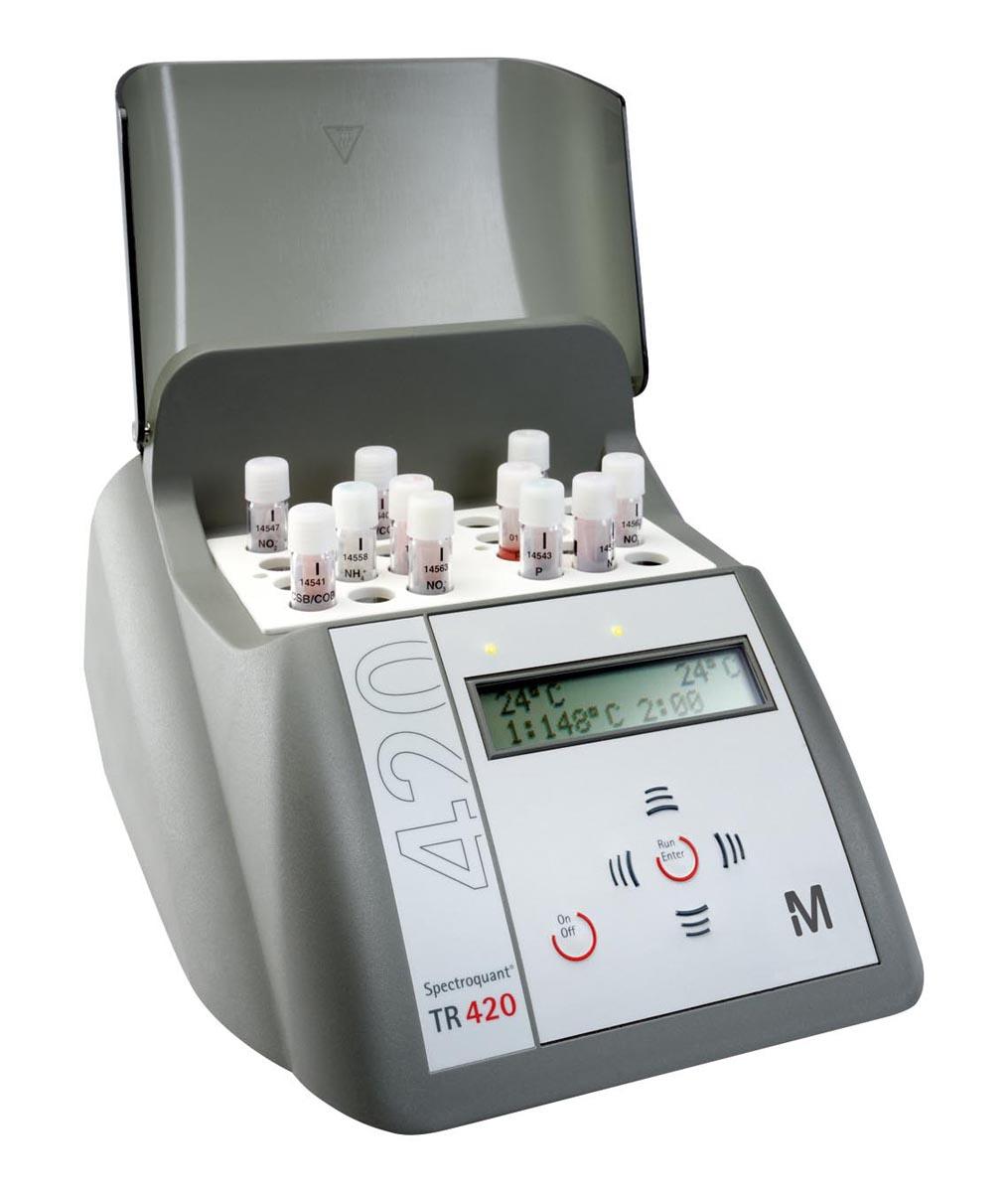 メルク サーモリアクタ TR420(24サンプル用)