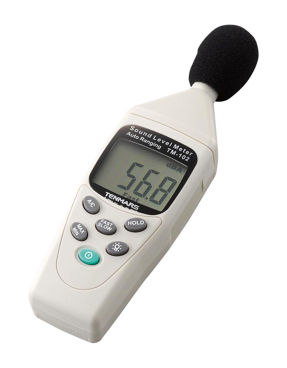 ケニス デジタル騒音計 TM-102