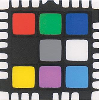 即出荷 ケニス 画像補正用カラーチャート CASMATCH 価格 交渉 送料無料