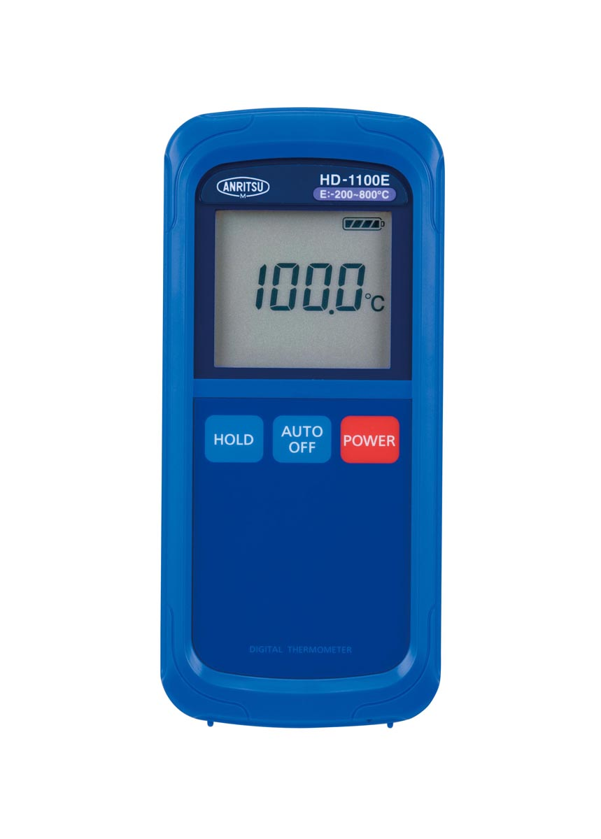 安立計器 デジタル温度計 HD-1100E