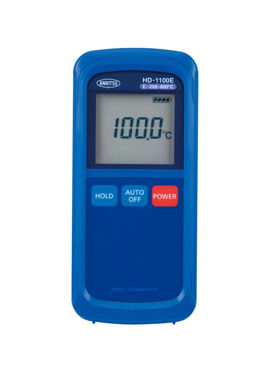 安立計器 デジタル温度計 HD-1200E