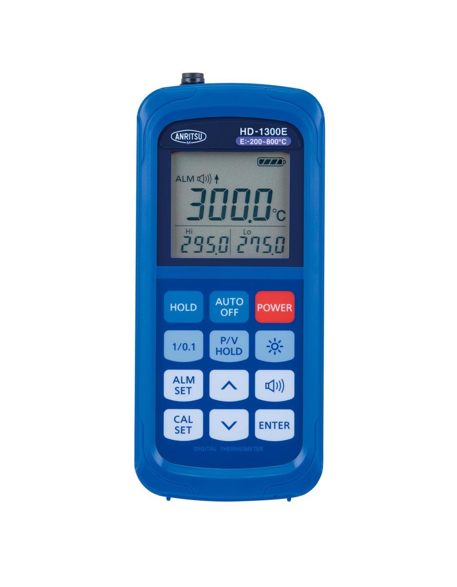 安立計器 デジタル温度計 HD-1300E