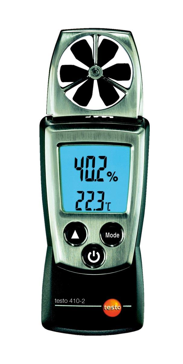 テストー デジタル風速計 410-2