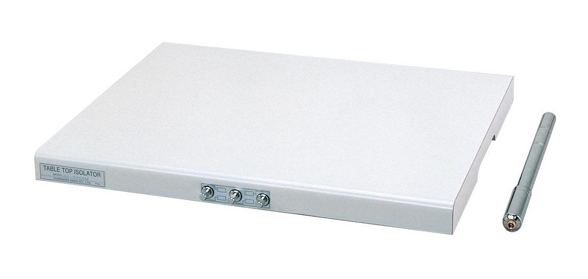 ケニス 空気ばね式卓上型除振台 50-0405M