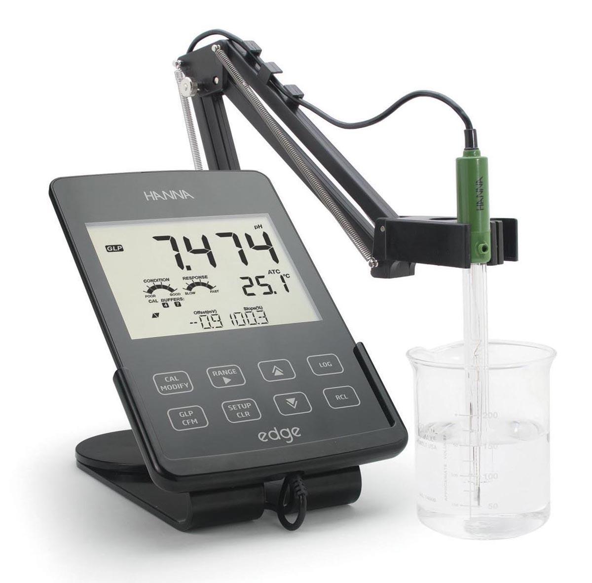 ハンナ インスツルメンツ・ジャパン タブレット型水質計 edge HI2020-01