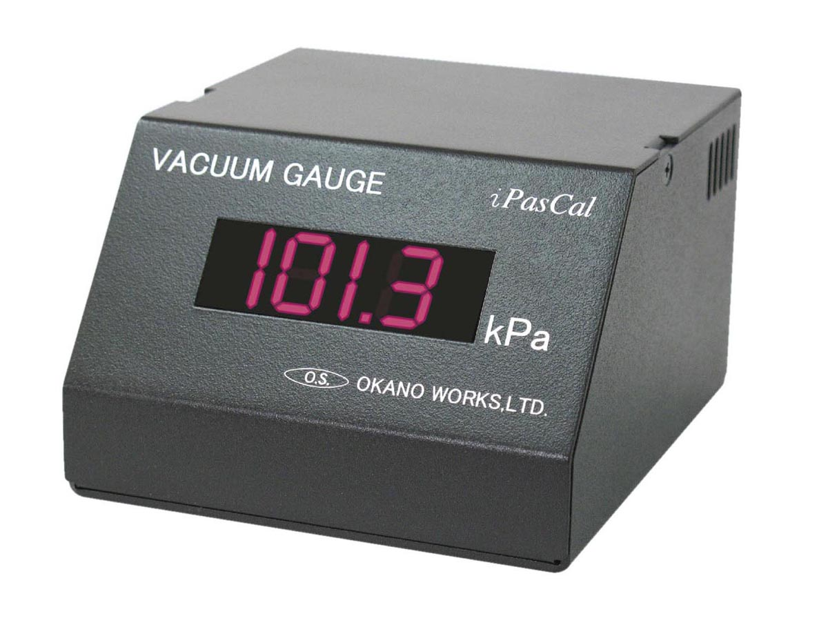 岡野製作所 デジタル真空計 NMV-104C