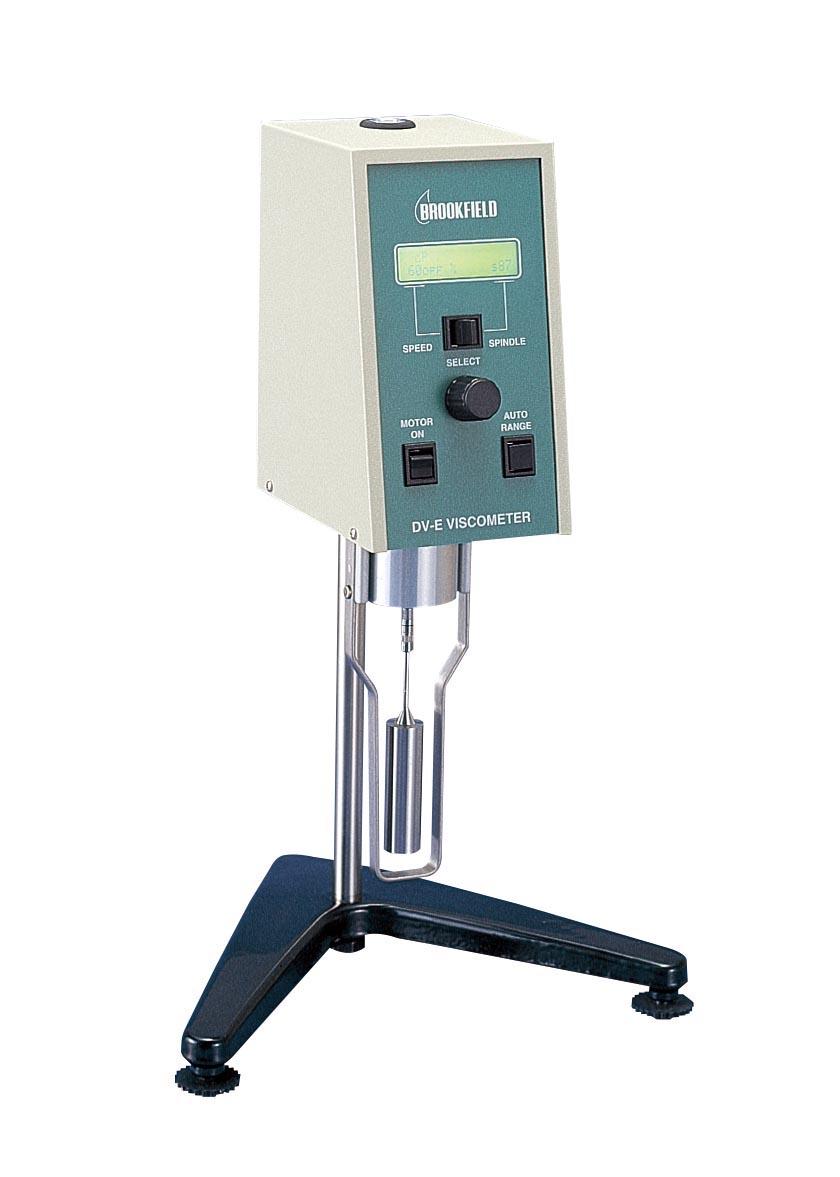 ブルックフィールド社 ブルックフィールドデジタル粘度計 HBDV-E