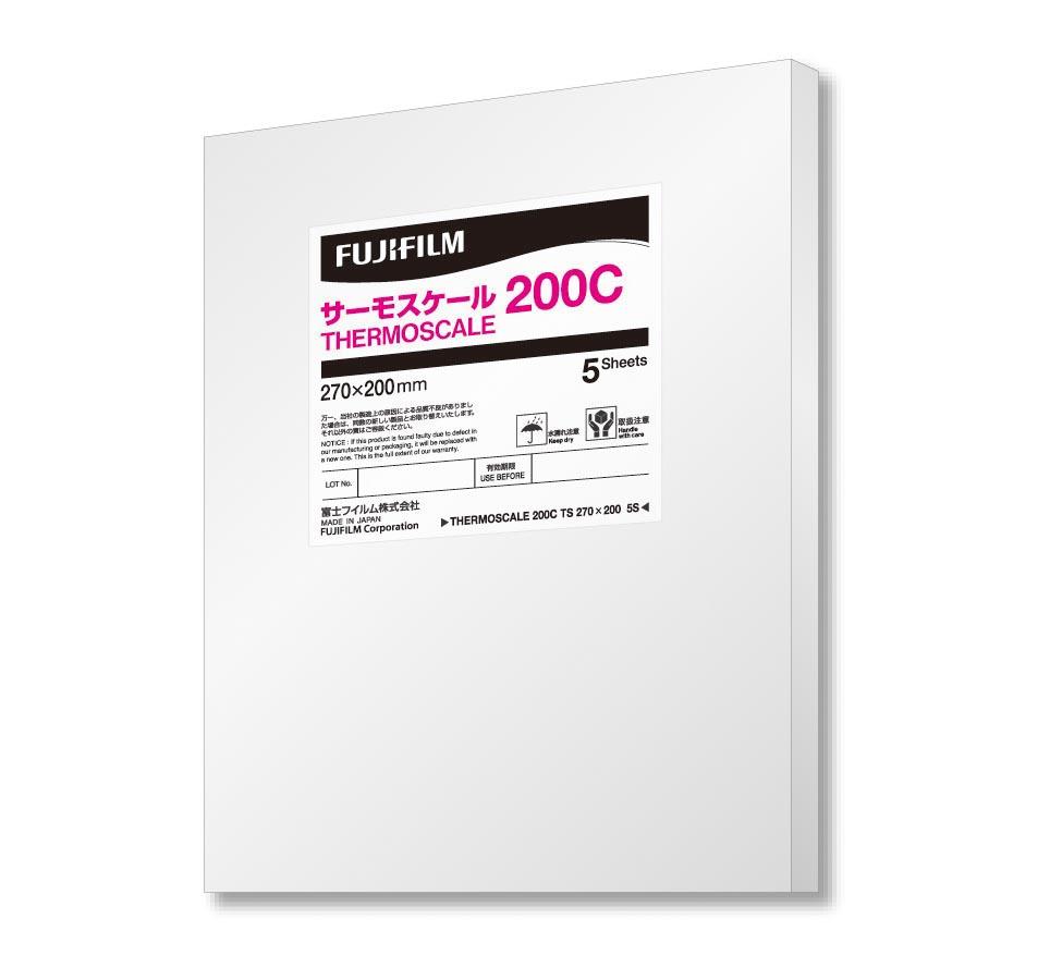 富士フイルム 熱分布測定フィルム サーモスケール200C