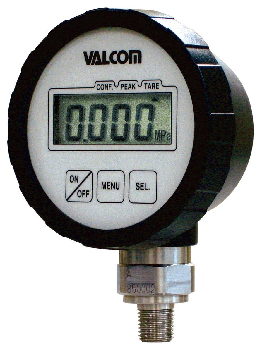 バルコム デジタル圧力計 VPG8-100KPA