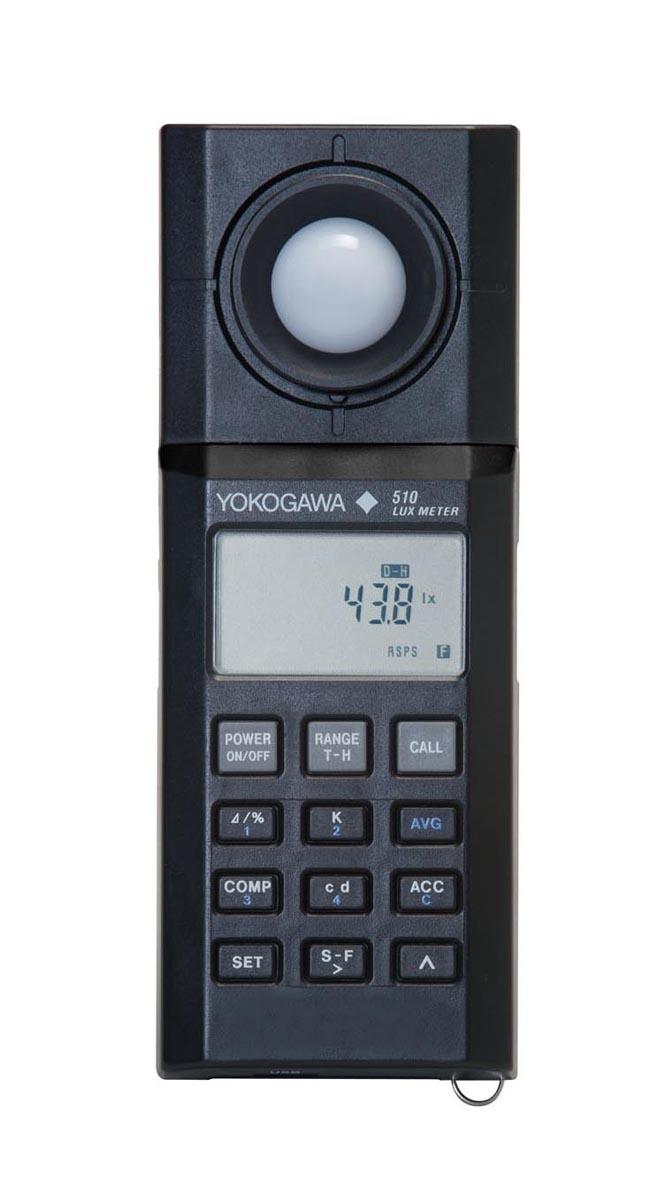 横河電機 デジタル照度計 510-22(検定付)