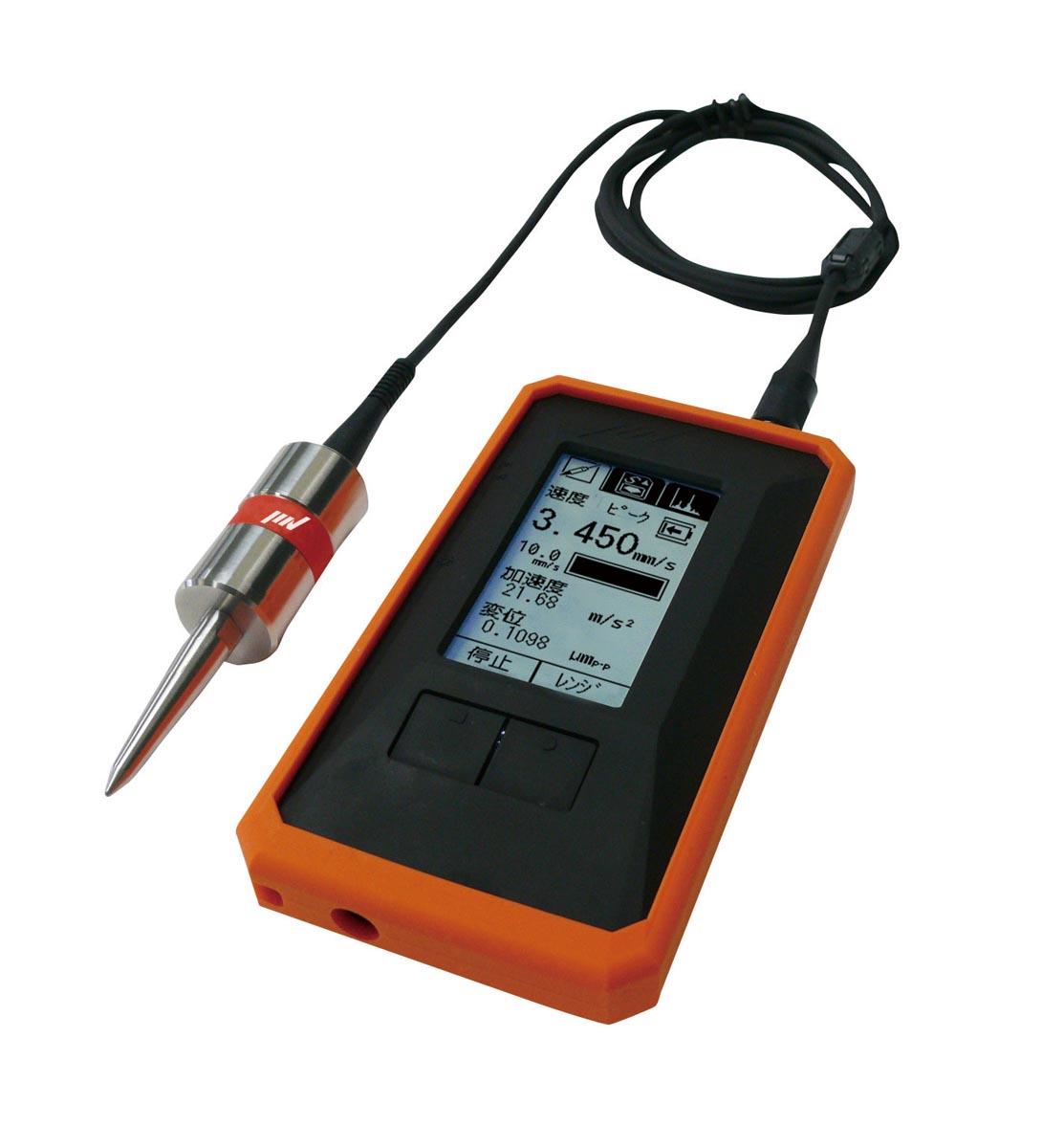 ケニス デジタル振動計 VM-3024H