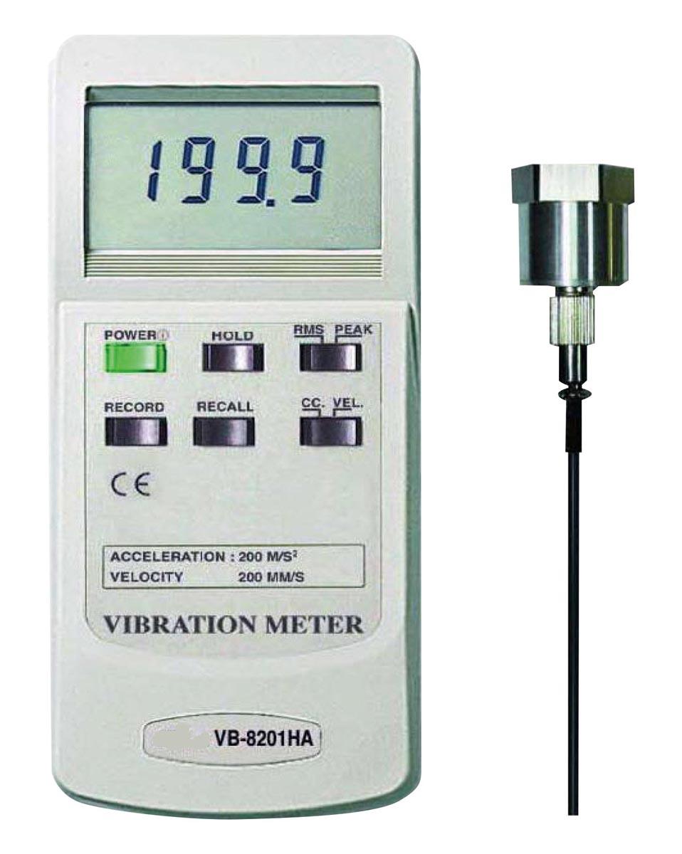 マザーツール デジタル振動計 VB-8201HA