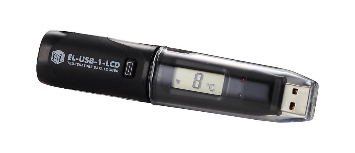 ケニス USBデータロガー ELUSB-1LCD