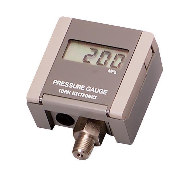 日本電産コパル 圧力ゲージ PG-200-102AP