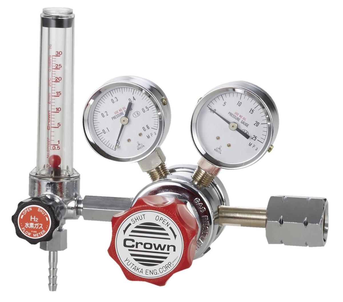 ケニス 精密圧力調整器(レギュレーター) 5AB6-2LF-F