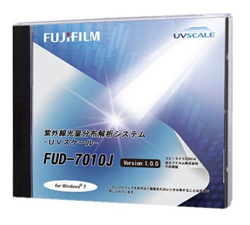 富士フイルム UVスケール解析システム FUD-7010J