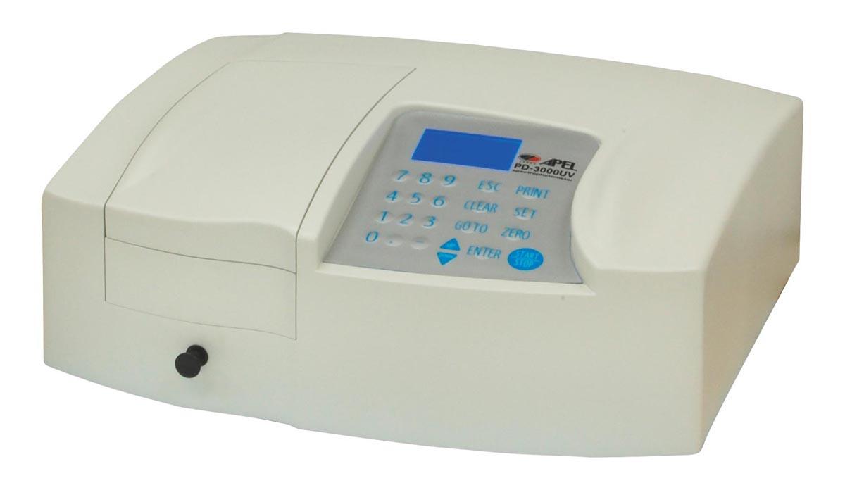 アペレ 可視・紫外分光光度計 PD-3000UV