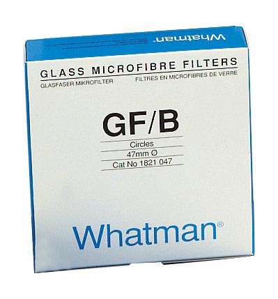 ワットマン ワットマン ガラス繊維ろ紙 GF/C 55mmφ
