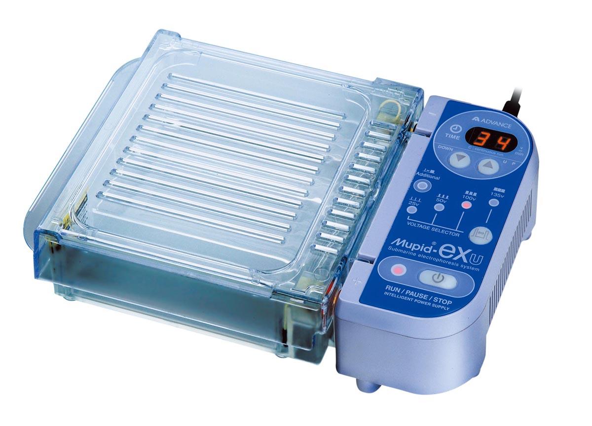 ミューピッド 水平型電気泳動装置(Mupid) Mupid-exU