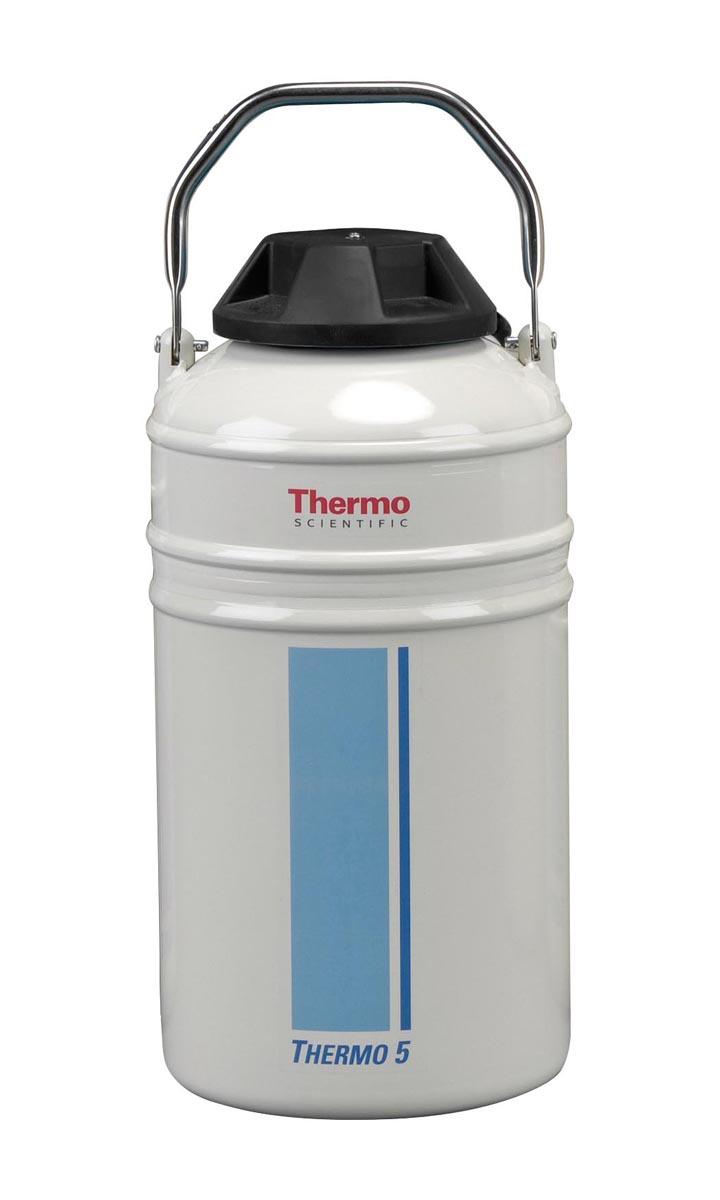ランキング第1位 サーモフィッシャーサイエンティフィック 液体窒素貯蔵容器 サーモ5:GAOS 店-DIY・工具