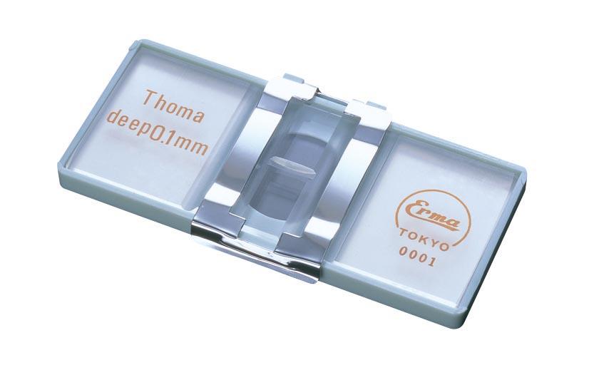 エルマ販売 血球計算盤 E-JIS-T