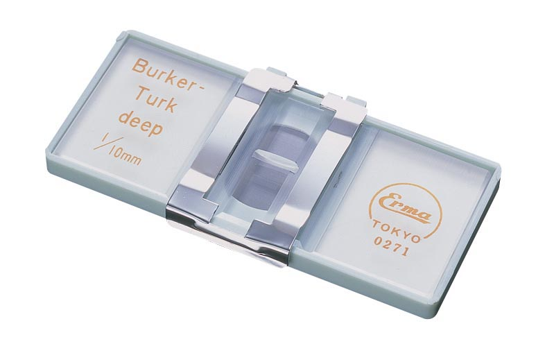 エルマ販売 血球計算盤 E-JIS-BB