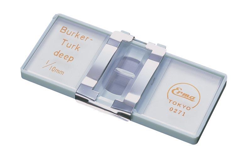 エルマ販売 血球計算盤 E-JHS-BB