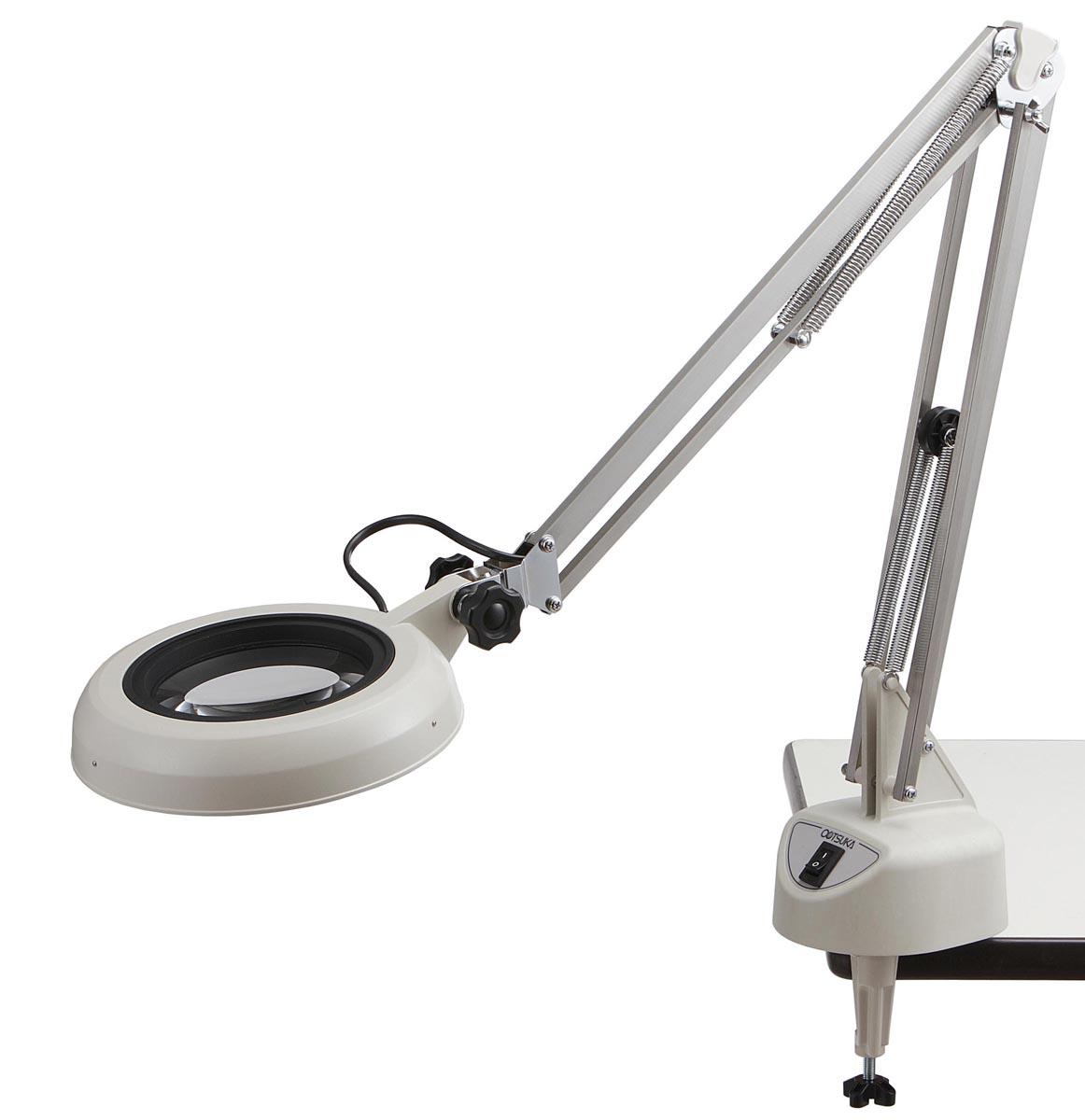 最大80%オフ! オーツカ光学 LED照明拡大鏡 ENVL-6F:GAOS 店, CLAMP:618072cc --- fricanospizzaalpine.com