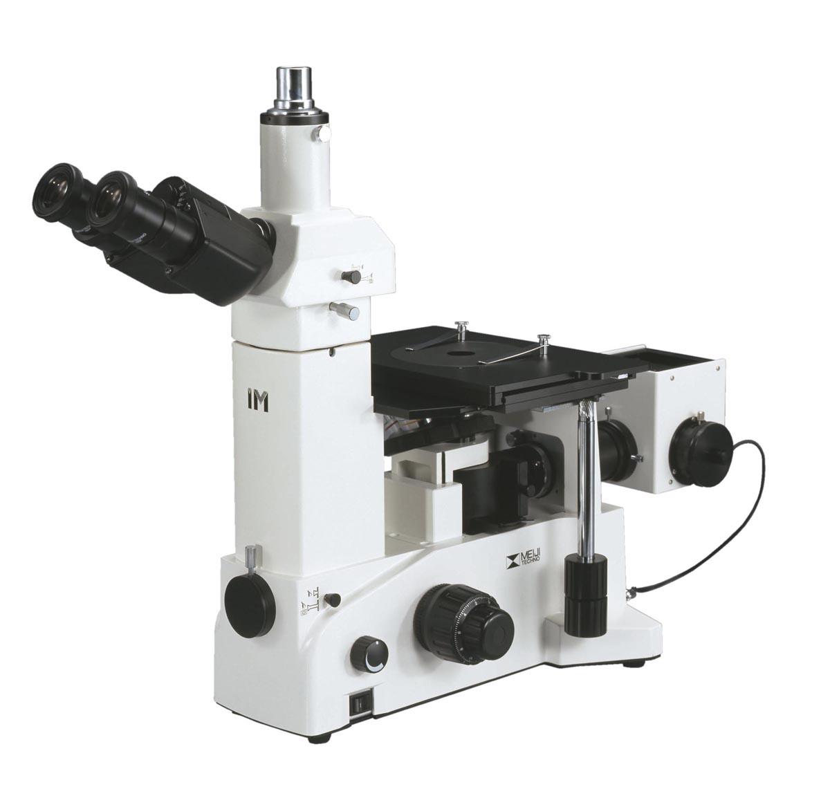メイジテクノ メイジテクノ倒立金属顕微鏡 IM7200