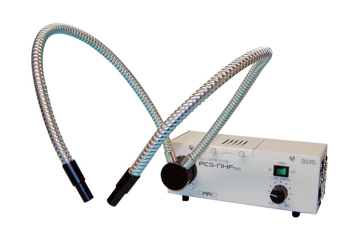 日本ピー・アイ 光ファイバー照明装置 PCS-NHF150V