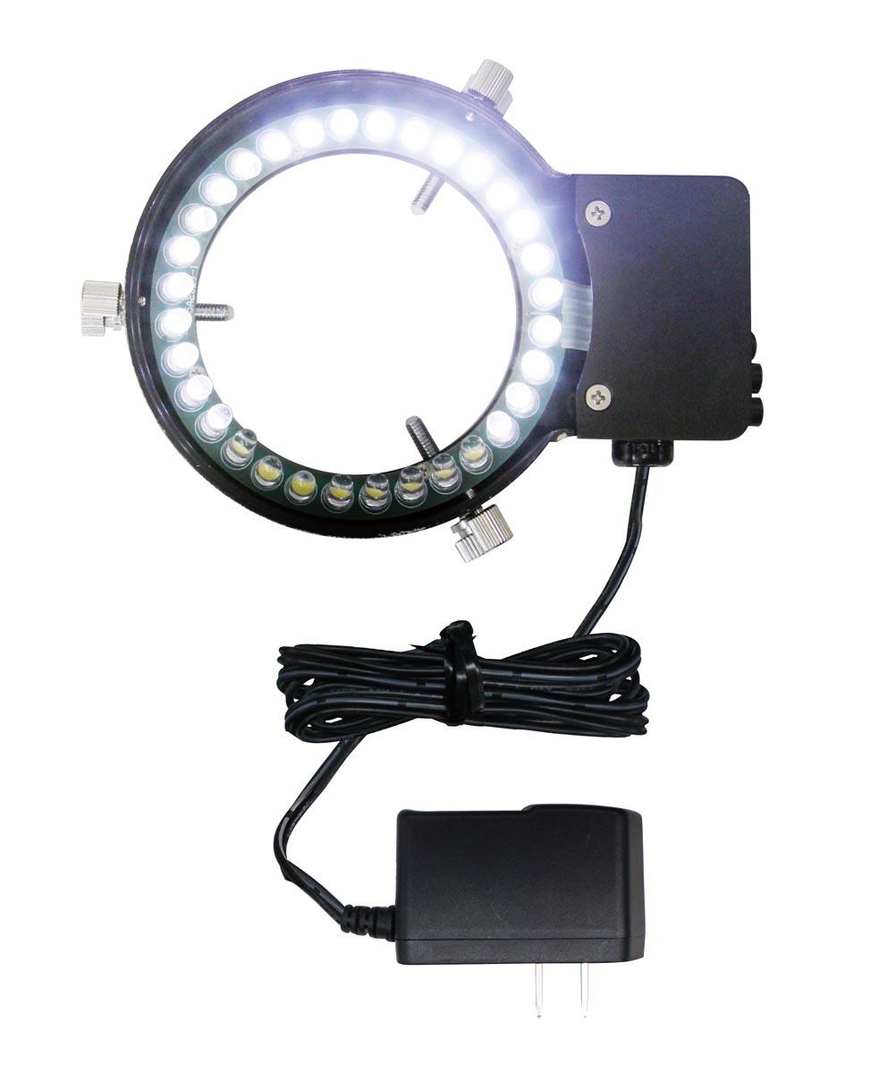 ケニス 顕微鏡LEDリングライト 4シーズン