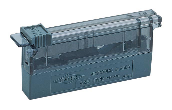 ケニス ミクロトーム替刃(フェザー) A35