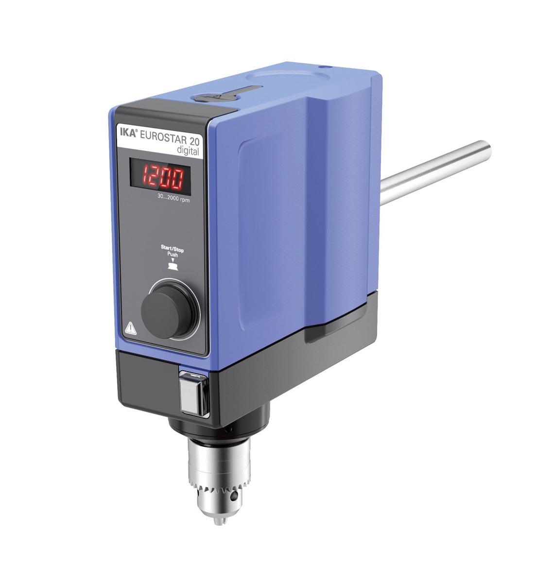イカジャパン デジタル式撹拌器 Eurostar20デジタル