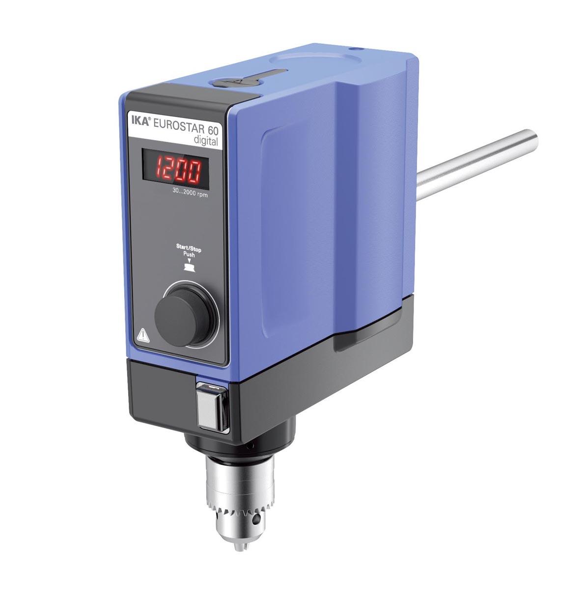 イカジャパン デジタル式撹拌器 Eurostar60デジタル