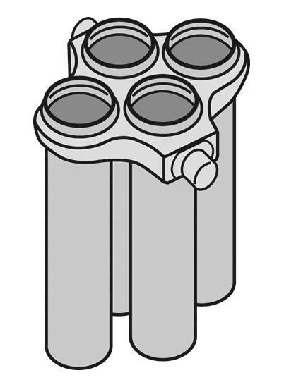 ★日本の職人技★ 久保田商事 バケット(ST-480Mロータ用) 053-4980:GAOS 店-DIY・工具