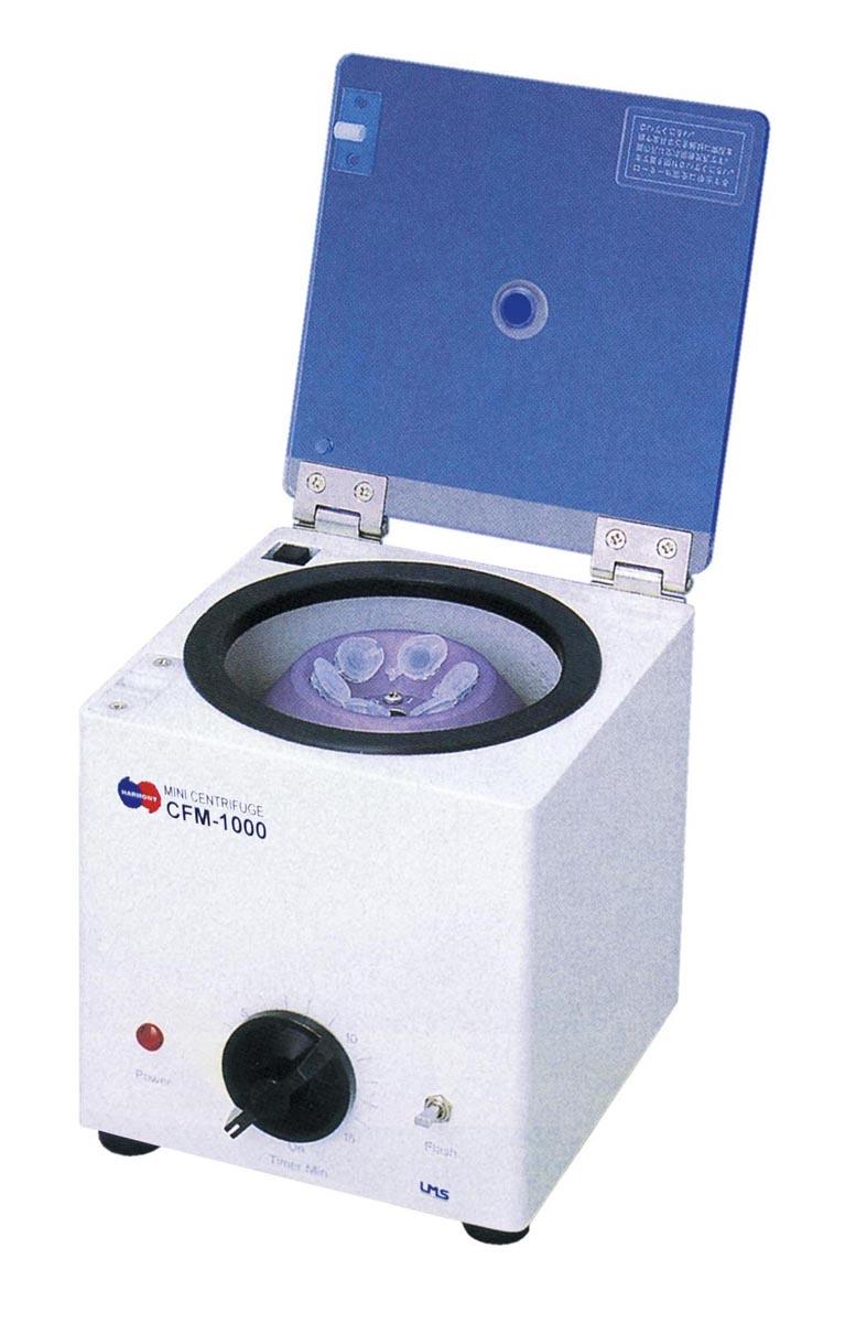 ケニス 卓上小型遠心機 CFM-1000