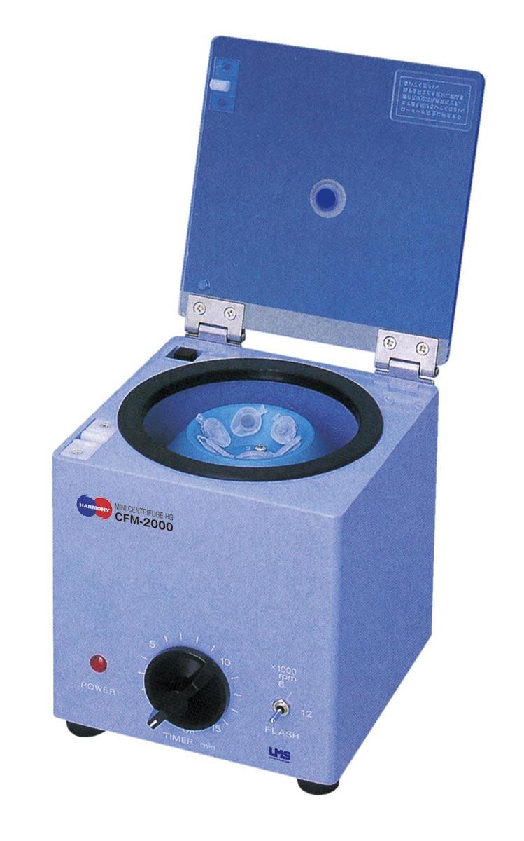 ケニス 卓上小型遠心機 CFM-2000
