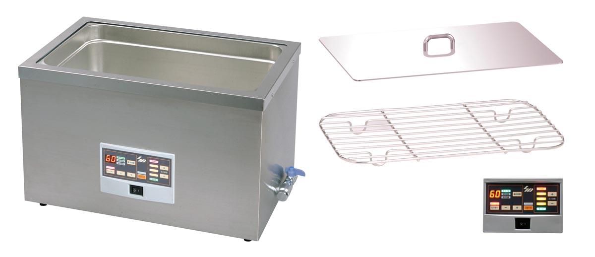 エスエヌディ 出力調整型超音波洗浄器 US-20PS