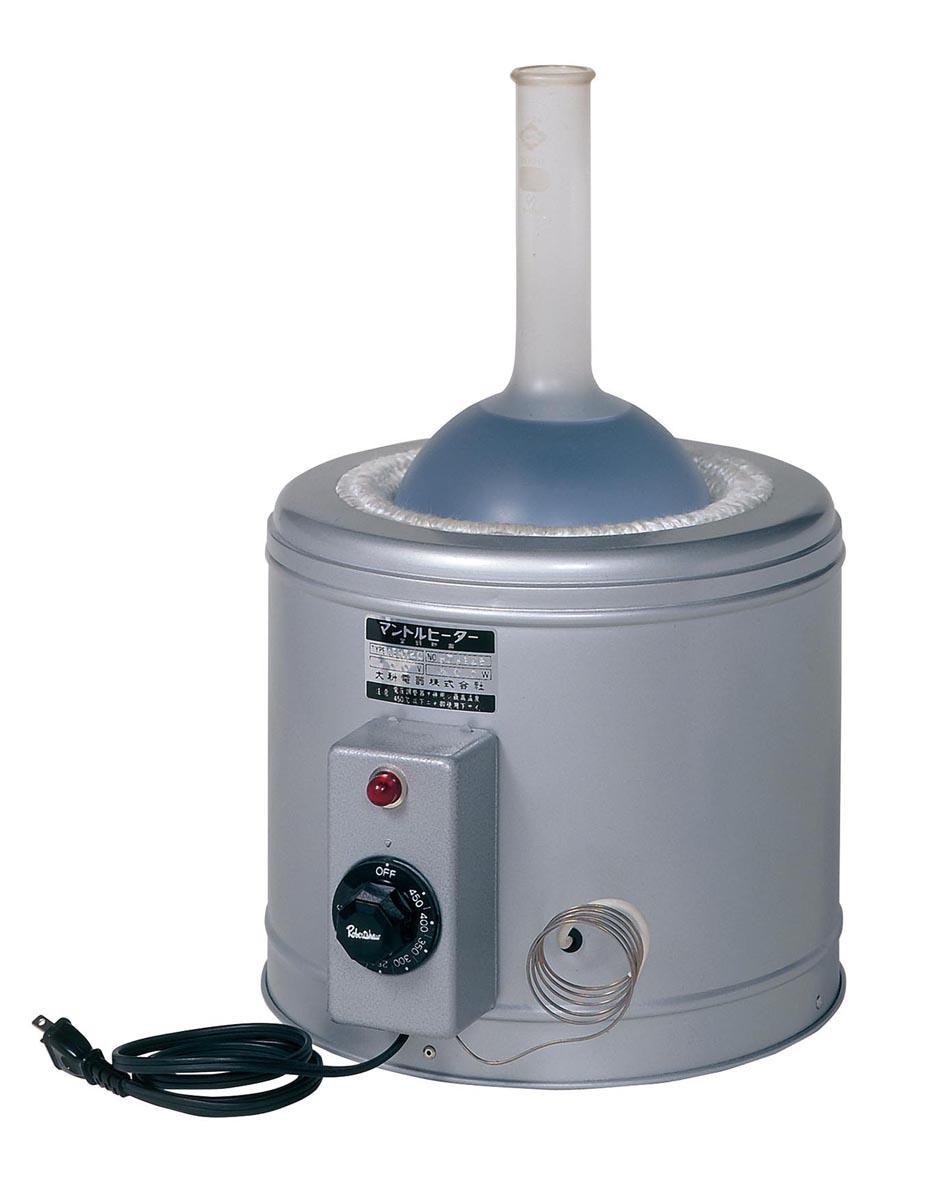 大科電器 フラスコ用マントルヒーター(自動温度調節器内蔵) AFRT-20H