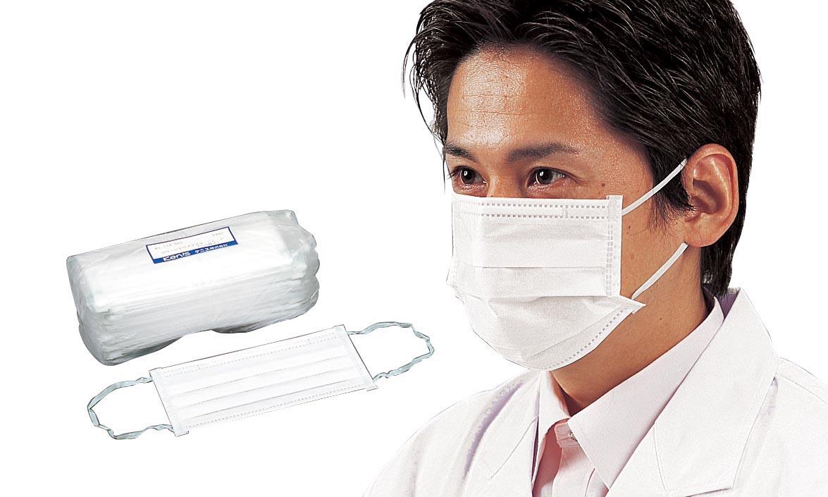 クラレ クリーンエリアマスク CL-P(50枚入×20袋)