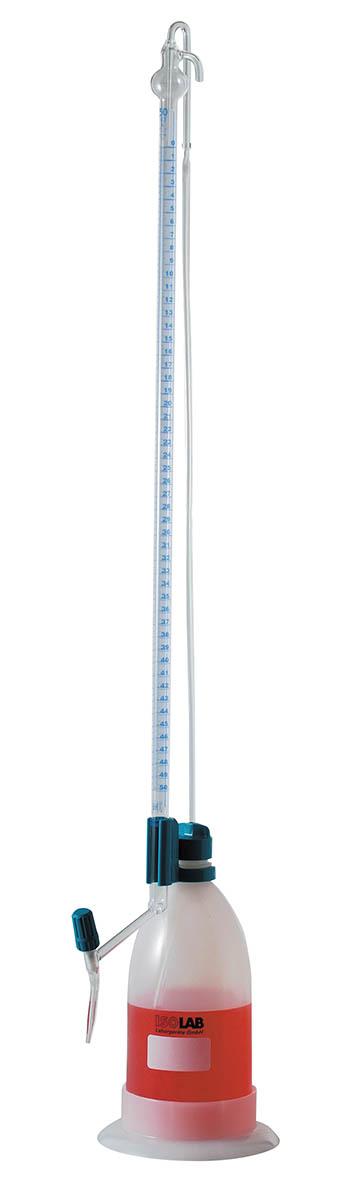 ケニス ポリ瓶自動ビュレット 25mL