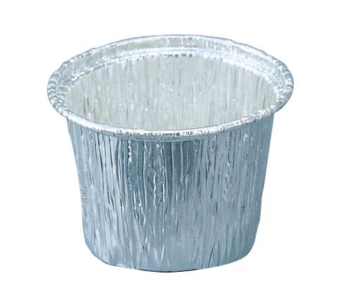 ケニス アルミホイルカップ 130ml (100入)